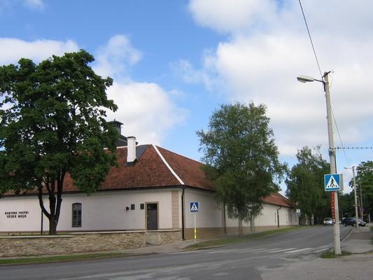Rakvere mõisa ait : 15724, vaade läänest Autor ANNE KALDAM  Kuupäev  08.06.2010