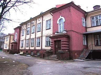 Tallinna Tiisikushaigla hoone, 1926. a.
