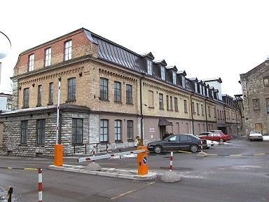 Rotermanni tehase Mere puiesteega külgneva tööstushoone fassadid, 1879-1891 (2)