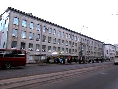 Koolihoone Narva mnt. 25, 1939. a.