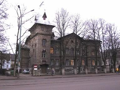 Elamu Narva mnt. 28, 1903. a.