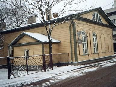 Maja, kus alates 1873. aastast asub apteek (2)