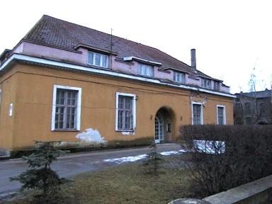Seewaldi vaimuhaigla seltskondlik maja Paldiski mnt. 52/7, 1912. a.