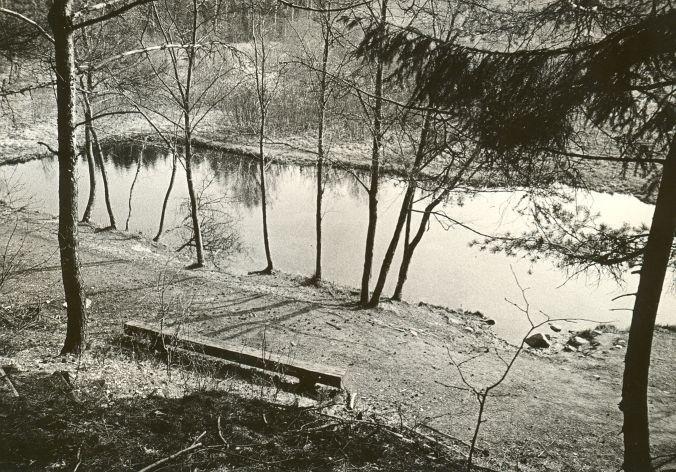 Ohvriallikas. Foto: O. Kõll, 29.04.1980.