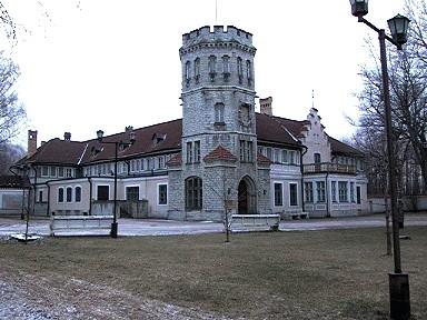 Maarjamäe suvemõisa loss, 1874. a.