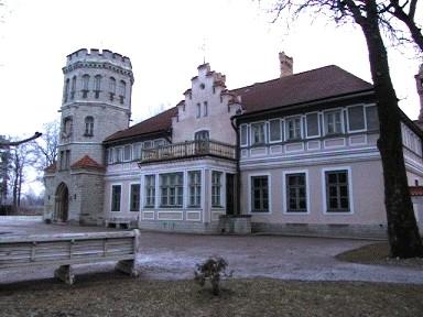 Maarjamäe suvemõisa loss, 1874. a. (2)