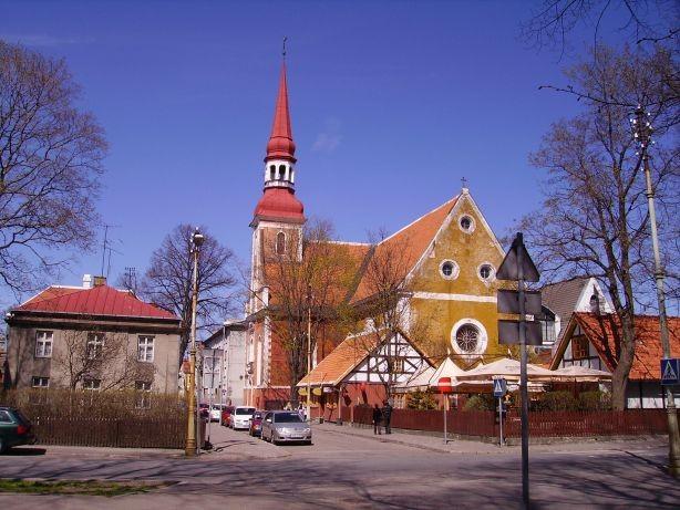 Vaade Lõuna ja Nikolai tänava ristilt    Autor Tarvi Sits    Kuupäev  14.05.2005