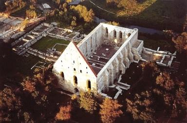 Pirita kloostri varemed kalmistuga, 1417-1577.a., 19.-20.saj.