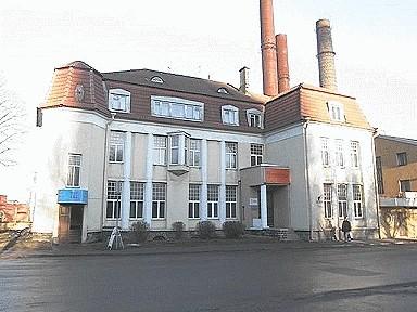 Tallinna Elektrijaama administratiivhoone, 1910-1913