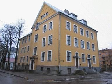 Lastepäevakodu Pärna t. 2, 1930. a.