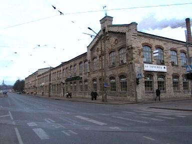 A/s A.M.Luther Vineeri- ja Mööblivabriku tööstushooned, 1897-1919 (2)