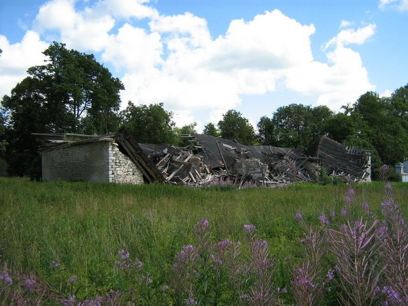 Einmanni mõisa tall-tõllakuur reg. nr 15842. 21.07.2010 Foto : Ingmar Noorlaid
