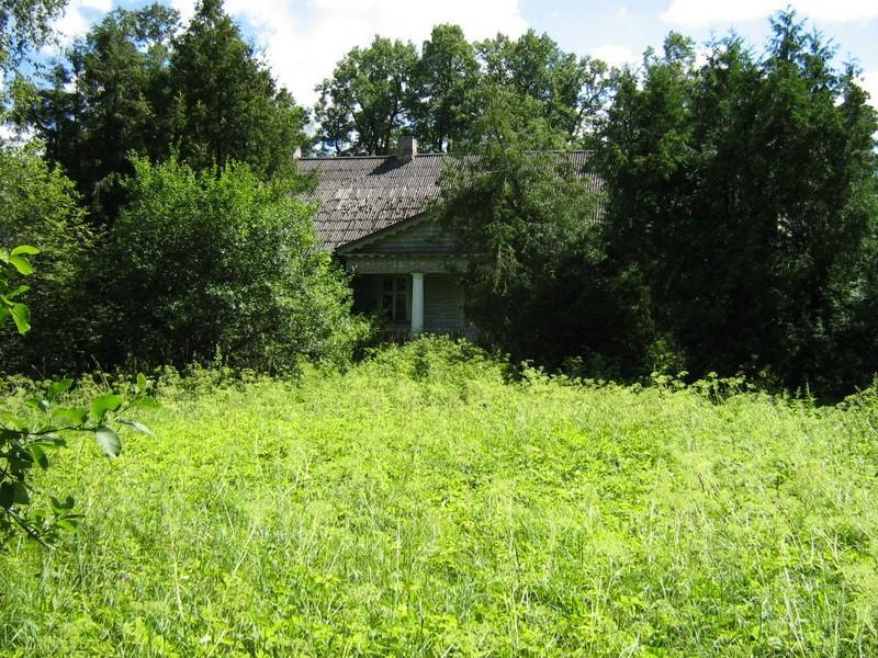 Einmanni mõisa peahoone reg. nr 15838. 21.07.2010 Foto: Ingmar Noorlaid