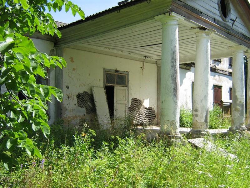 Võhmuta mõisa peahoone reg. nr 15868. 21.07.2010 Foto: Ingmar Noorlaid