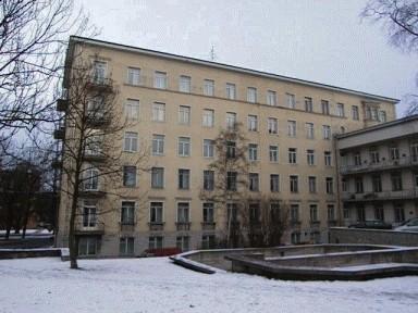 Tallinna Linna Keskhaigla sünnitusosakonna hoone, 1940-1949