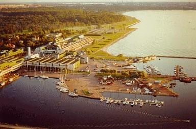 Pirita Olümpiaspordikeskus, 1976-1980