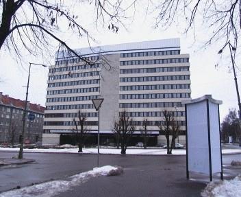 Administratiivhoone Rävala pst. 9, 1968. a.