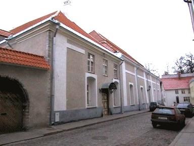 Tallinna Uue seegi hooned, 16.-18. saj.