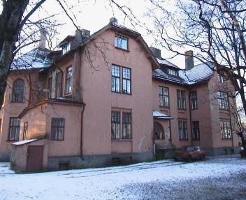 Balti Puuvillavabriku koolihoone, 1913. a.
