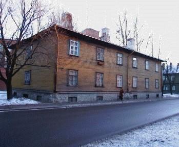 Balti Puuvillavabriku tööliselamu Sitsi t. 11, 1901-1905