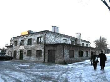 Balti Puuvillavabriku asula saun, 1901-1905