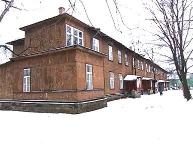 Balti Puuvillavabriku meistrite elamu, 1900. a.
