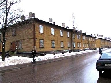 Balti Puuvillavabriku ametnike elamu, 1900. a.