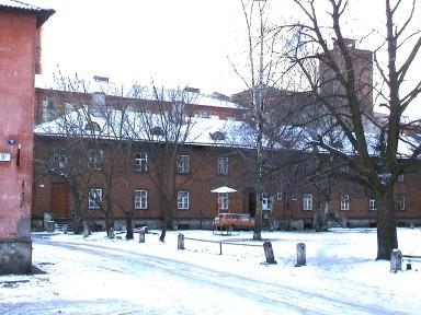 Balti Puuvillavabriku tööliselamu Sitsi t. 5B, 1901-1905