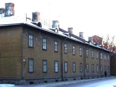 Balti Puuvillavabriku tööliselamu Sitsi t. 7, 1901-1905