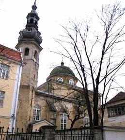 Issanda Muutmise kirik (varasem foto)