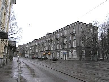 Elamu Tartu mnt. 28, 1957. a.