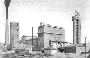 Tselluloosi- ja paberivabriku tselluloositsehh, 1926, 1930 (arhiivifoto)
