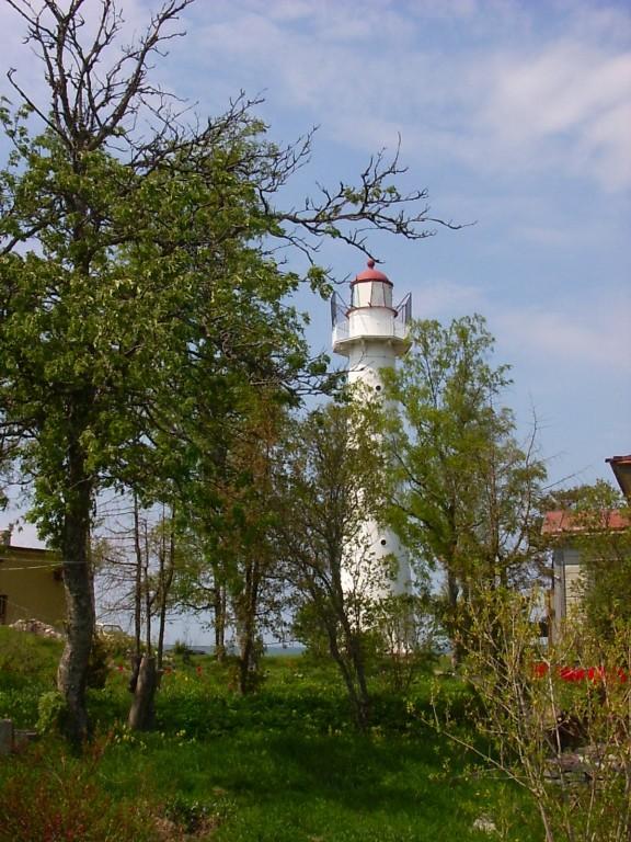 Saxby tuletorn    Autor Kalli Pets    Kuupäev  24.05.2005