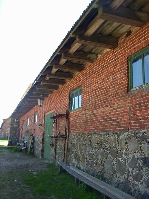 Väravast tulles paremat kätt esimene tall.    Autor Ulla Kadakas    Kuupäev  24.05.2005