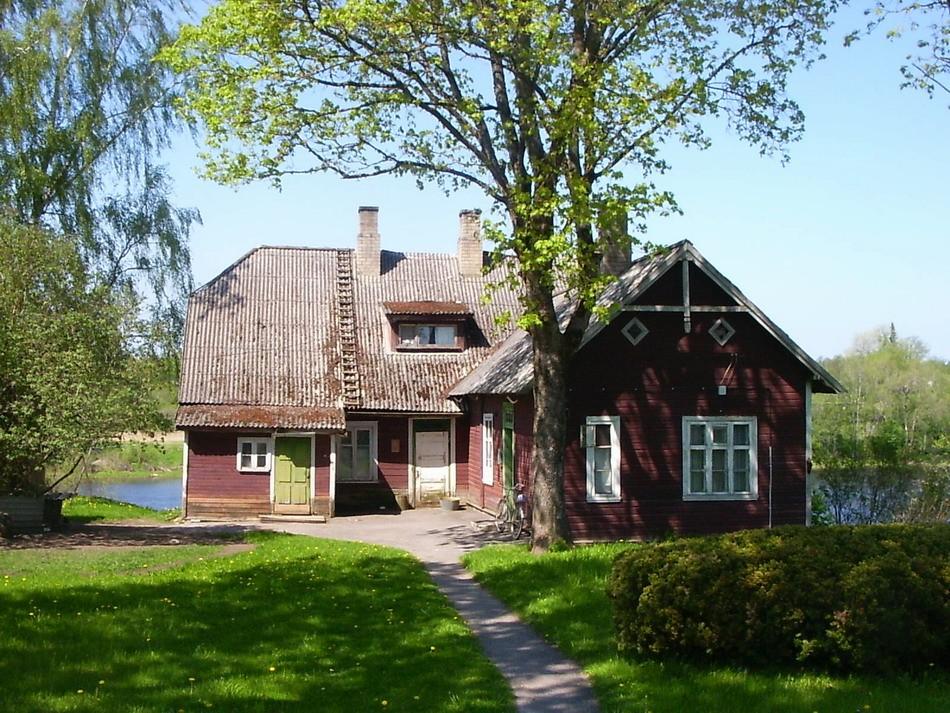 Vaade maanteelt  Autor Ulla Kadakas  Kuupäev  24.05.2005