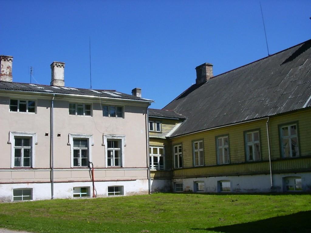 Vaeküla mõisa peahoone  Autor Anne Kaldam  Kuupäev  09.06.2005