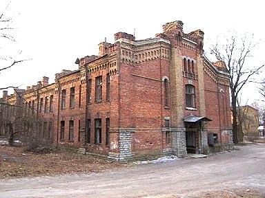 Tondi sõjaväelinnaku kasarm Tondi t. 51, 1915-1916