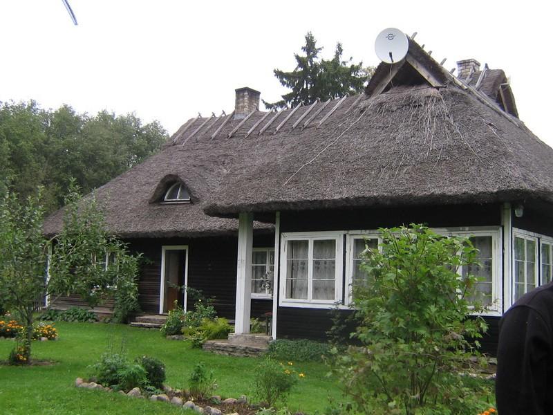 Lillebergi talu elamu : 15651 vaade lõunast õuest   Autor: Anne Kaldam  Kuupäev: 12.09.2010