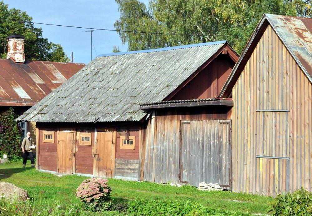 Haapsalu raudteejaama meistri kuur Foto Tõnis Padu 13. sept. 2010