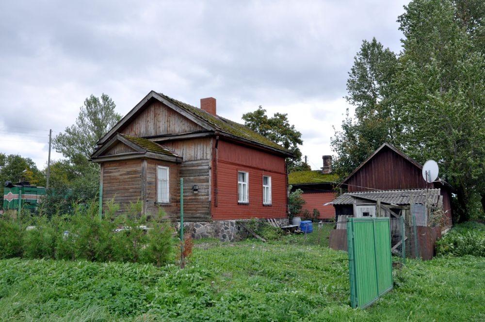 Raudteejaama vahimaja  Tõnis Padu foto Kuupäev  22.09.2010