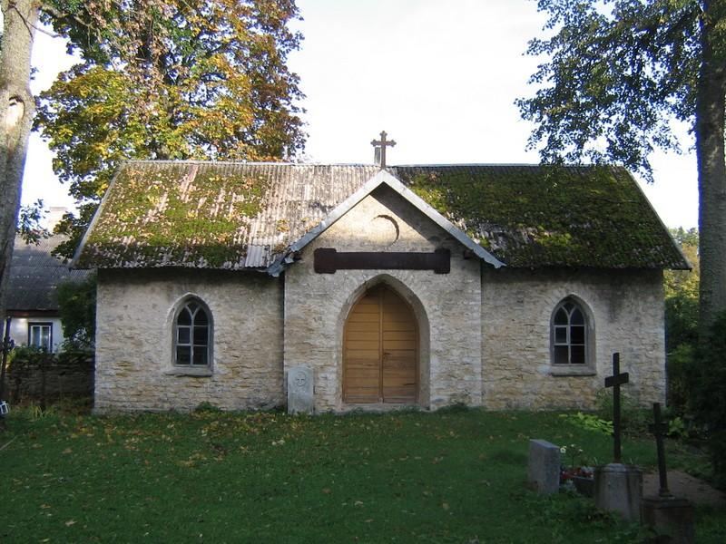 Simuna kirikuaia kabel, 15622, vaade lõunast  pilt: Anne Kaldam  aeg: 24.09.2010