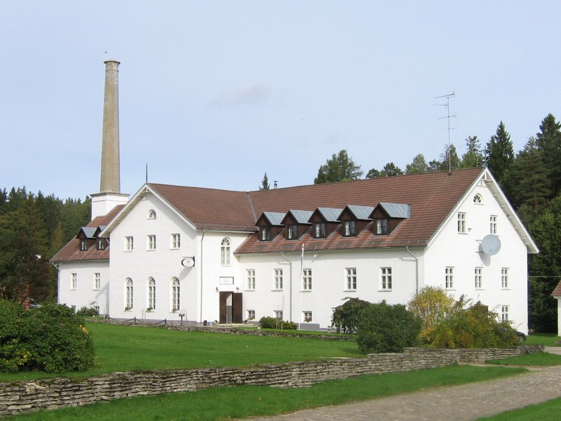 Palmse mõisa viinavabrik, 15903.vaade lõunast   Autor: Anne Kaldam  Kuupäev : 23.09.2010