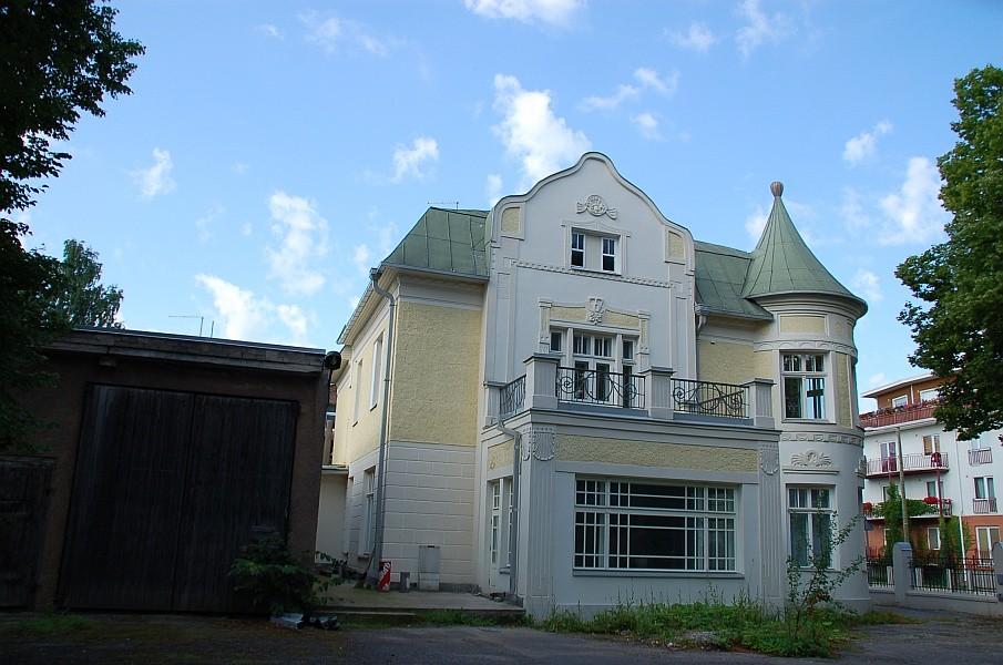 Vanemuise 54 külgvaade Egle Tamm, 06.08.2009