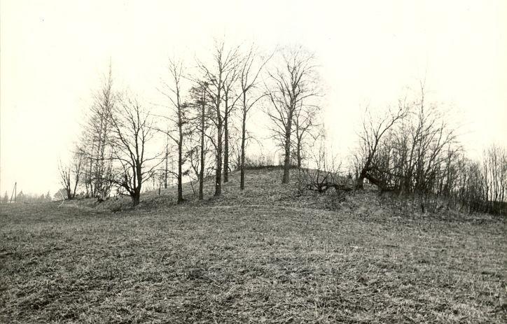 Kivikalme. Foto: M. Pakler, 1979.