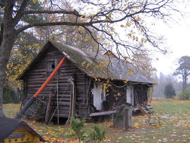 Kaarli talu ait nr. 15919,vaade keldri poolt- vaade läänest Autor Anne Kaldam  Kuupäev  25.10.2010