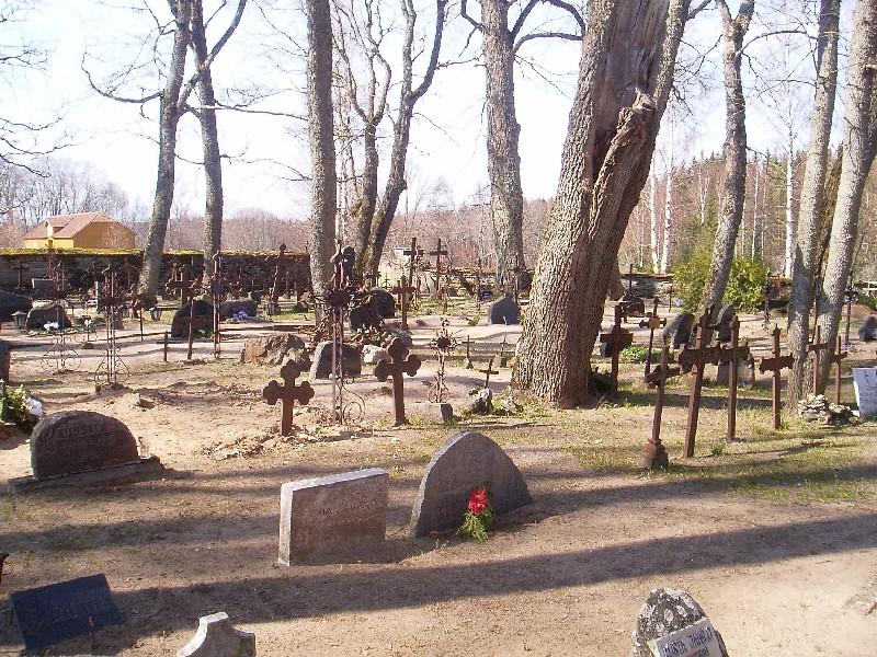 Ilumäe kalmistu, reg. nr 5794. Foto: E. Ohov, kuupäev 05.05.2005