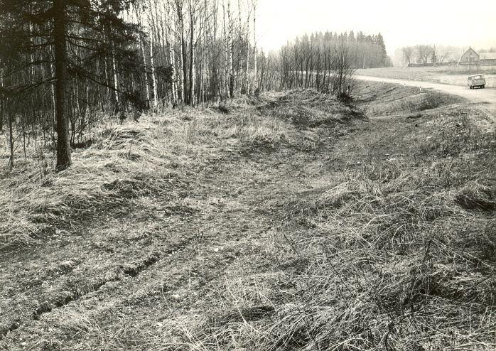 Kalmistu. Foto: M. Pakler, 1979.