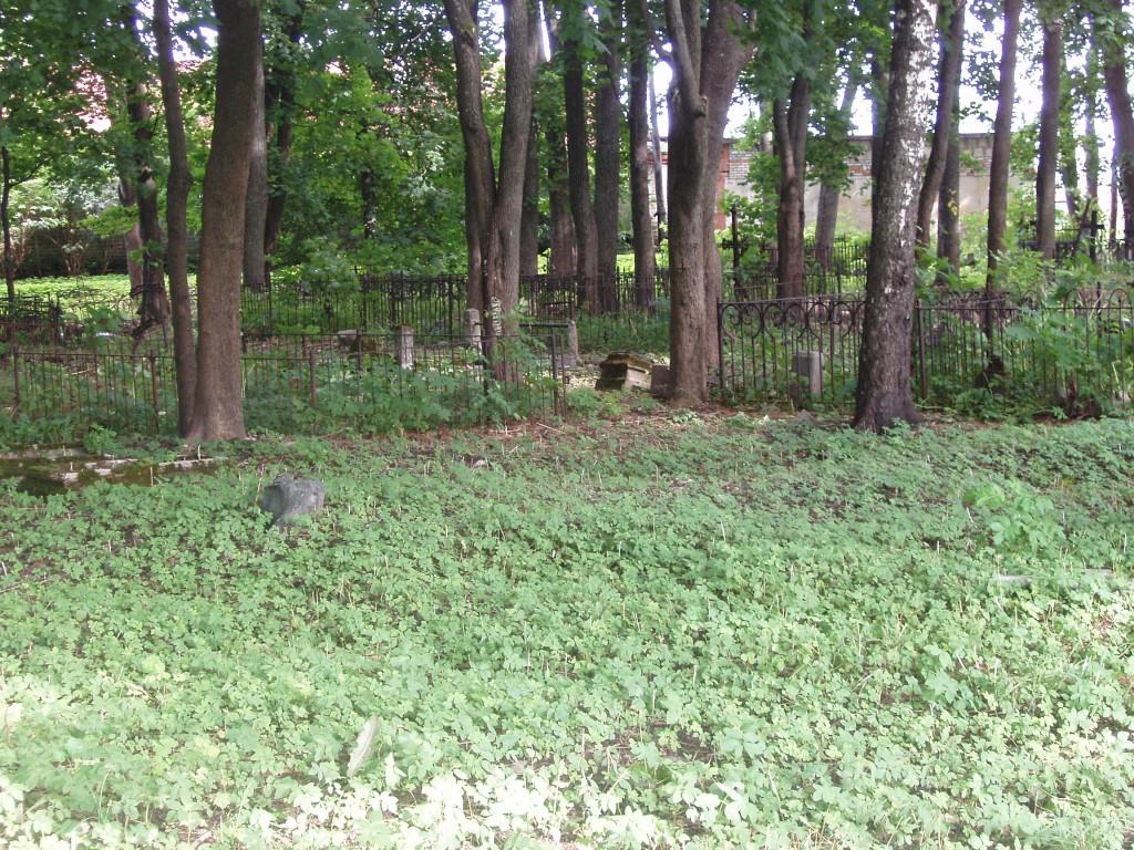 Tapa vana kalmistu, reg. nr 5788. Foto: I. Raudvassar, kuupäev 16.08.2005