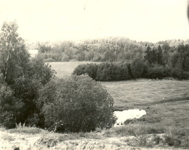 Ohvriallikas. Foto: juuli 1978.