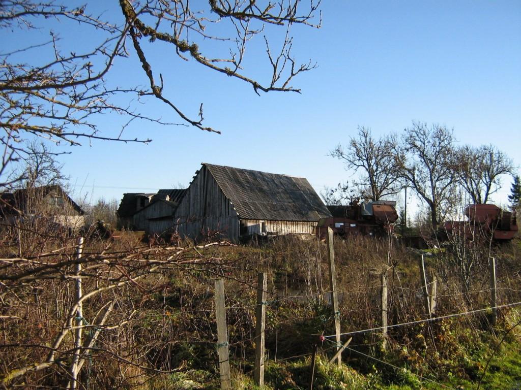 Vaade läänepiirilt kagu suunas. Foto: Kalli Pets, 05.11.2010.